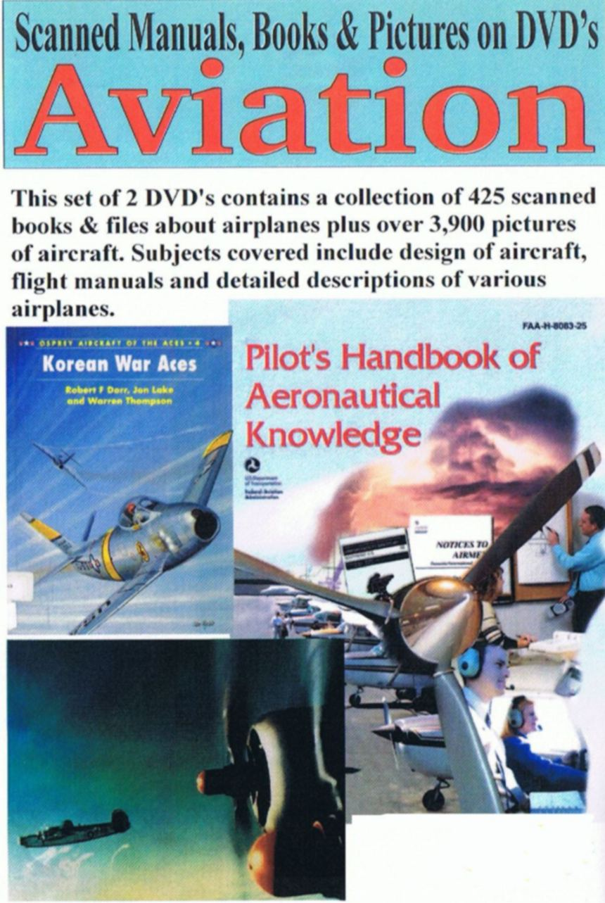 Aviation DVD
