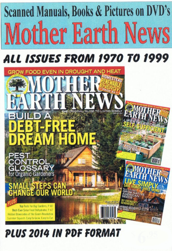 Mother Earth DVD