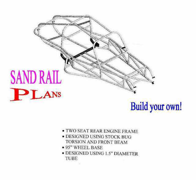 Sand Rail Construction Plans