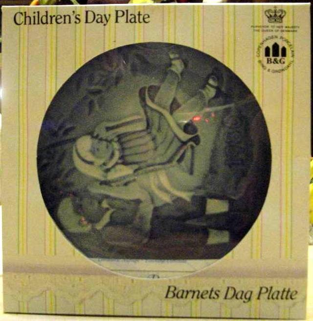 Joyflight Collector Plate