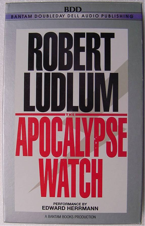 Talking Book: Apocalypse Watch