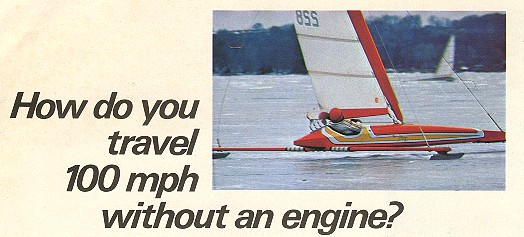 IceBoat Plans