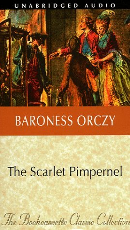 Talking Book: Scarlett Pimpernel