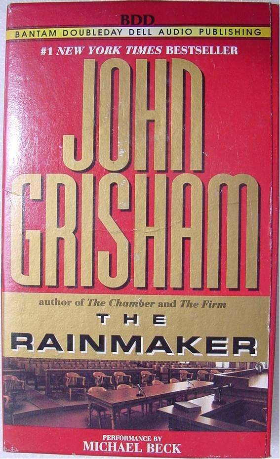 Talking Book: The Rainmaker