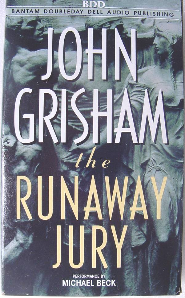 Talking Book: The Runaway Jury