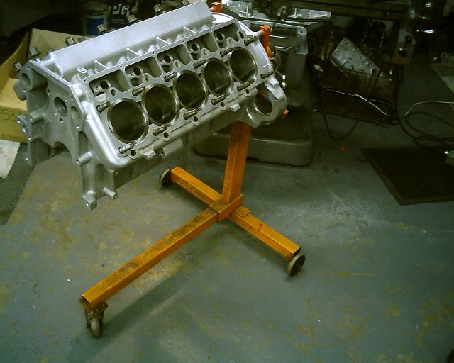 Viper Engine Block with Liners