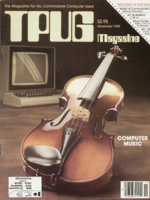 Issue Nov 1985