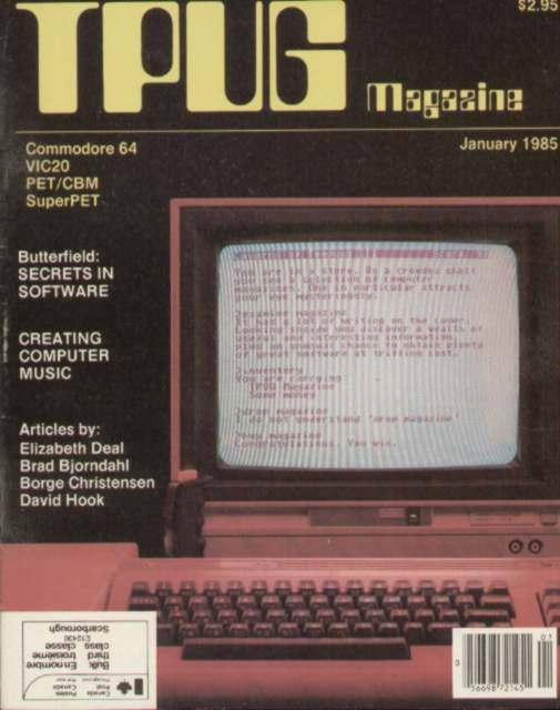 Issue Jan 1985